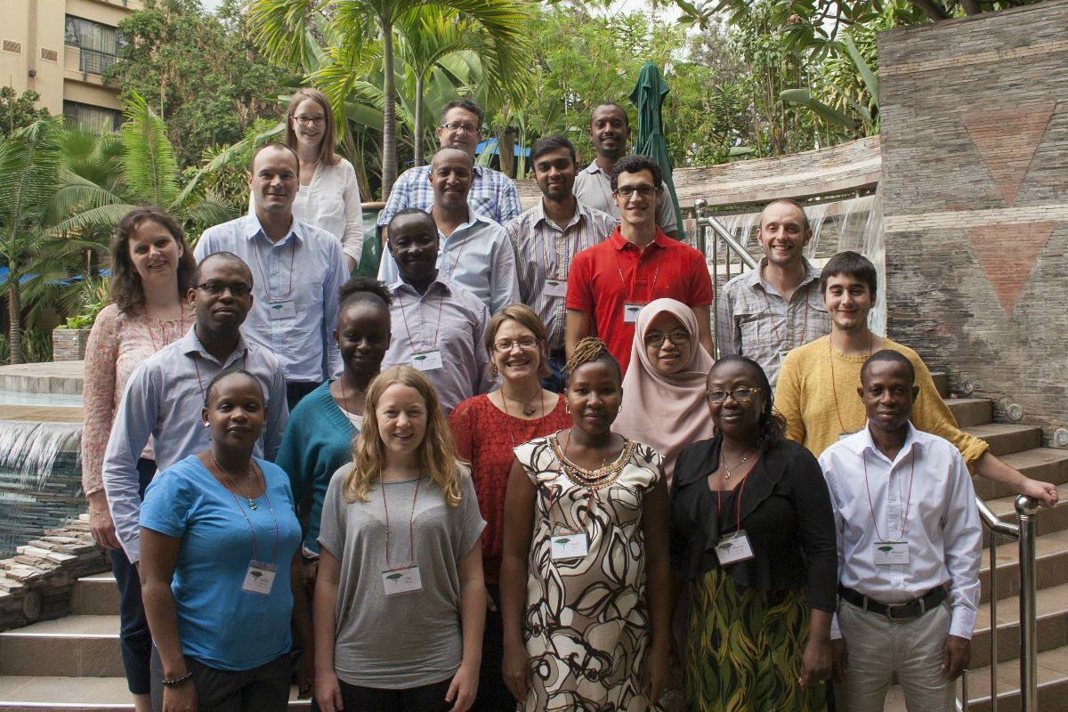 The 2016 ASSET cohort after the HFP workshop in Rwanda