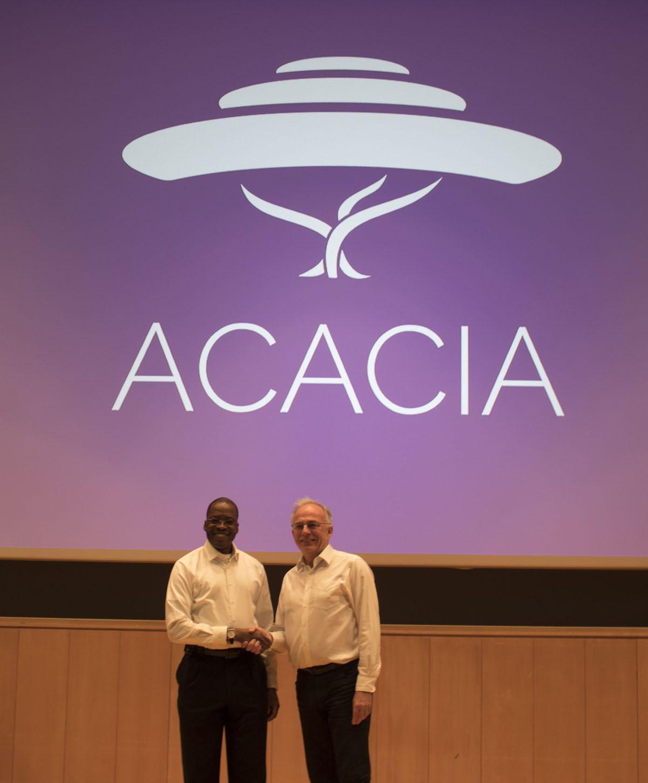 acacia launch