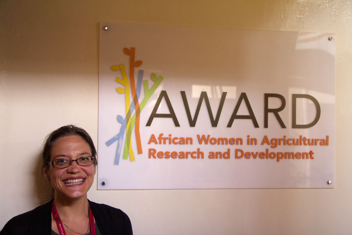 Alliance for Accelerated Crop Improvement in Africa Jodi award