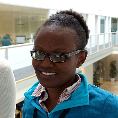Rose N. Kigathi currently researches in Ecology, focusing on plant responses to biotic and abiotic stress.