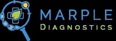 MARPLE logo White background
